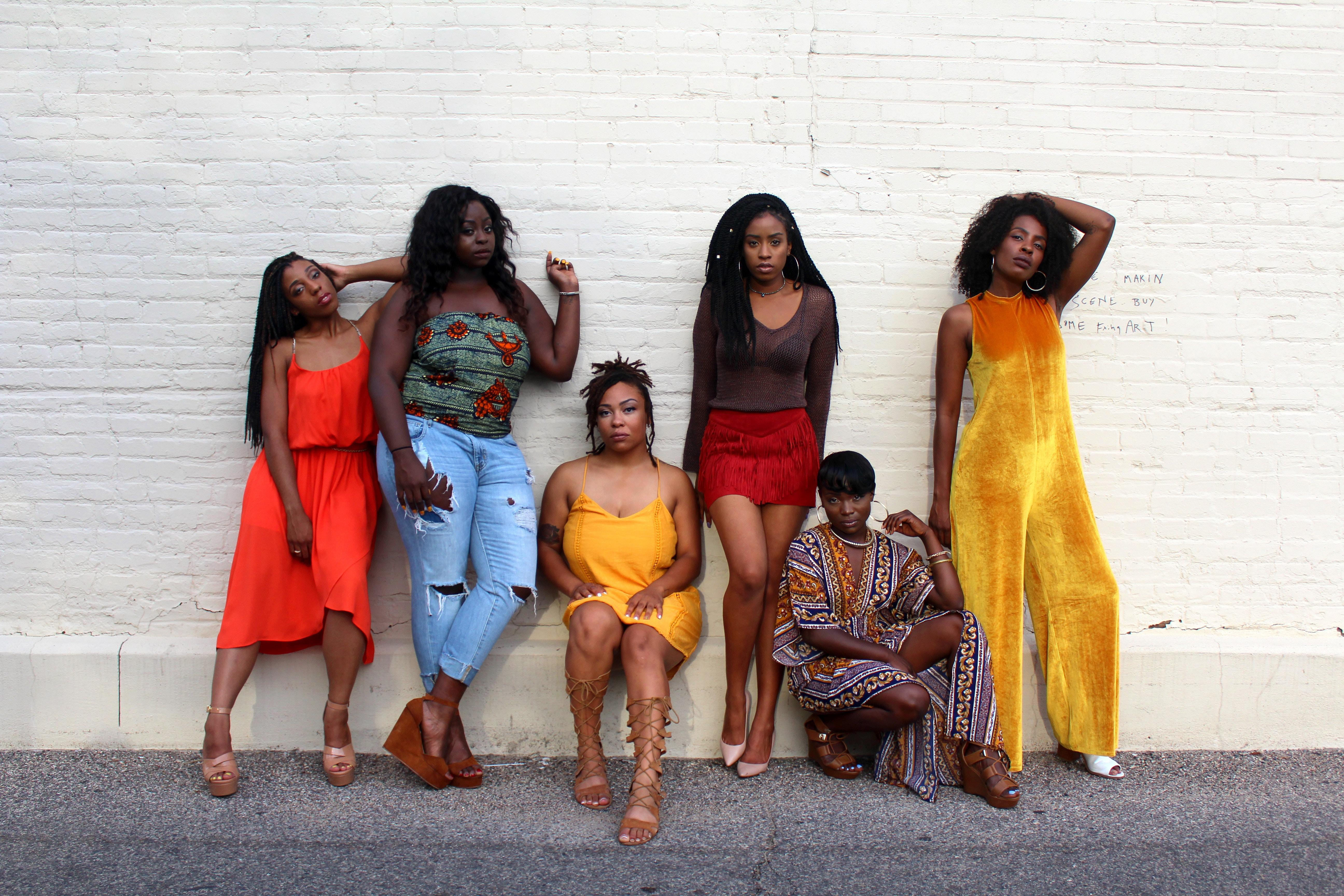 hustle, grind, women, women history month, impact,